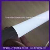 la lampe de tube de la couverture 9W DEL T8 en verre de 600mm reconnaissent l'EMC