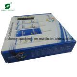Роскошные бумажные упаковывая коробки FTP600016