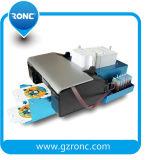기계 카드뮴 인쇄 기계를 인쇄하는 공백 디스크 CD DVD