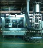 Inversor y esterilizador de la botella del animal doméstico para la cadena de producción del jugo