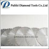 Le diamant de découpage en pierre circulaire scie la lame pour le marbre de granit