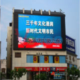 Colore completo P5 esterno LED che fa pubblicità allo schermo di visualizzazione