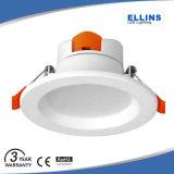 SMD LED에 의하여 중단되는 Downlight 천장 빛 7W 9W 12W 15W 18W 24W 1-10V Dimmable