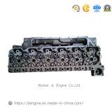 4897335 testata di cilindro di Isbe 6D per Qsb 5.9 pezzi di ricambio del motore diesel
