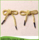 Cordes en nylon de traitement de sac à provisions de qualité