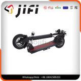 Scooter électrique en aluminium de coup-de-pied d'alliage de deux roues