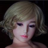 Pussy-realistische feste Silikon-Geschlechts-Liebes-Puppe 160cm