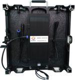 Indicador de diodo emissor de luz P4.81 Rental ao ar livre para a mostra do estágio
