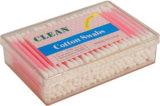 Inner-Form-Verpackungs-Kasten-hölzerne Stock-Baumwollwegwerfputzlappen für steriles