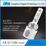 Phare de force de projecteur de Csp DEL H11 de phare de regain de haute performance