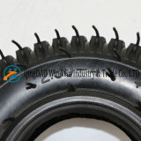 عجلات [ور-رسستنت] مطّاطة لأنّ قندس عجلة (2.50-4)