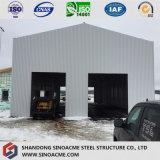 大きいスパンの品質の鋼鉄構造記憶の小屋か建物または倉庫