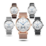 الصين صاحب مصنع [كستوم&وم] نمو ساعة رفاهيّة آليّة ساعة رجال معدن [وريستوتش] 72741