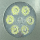 15W integrado solar Farola LED con detector de movimiento