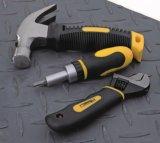 La main usine le marteau de griffe modifié par baisse tronquée de la trousse d'outils 8oz avec le traitement court