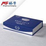 Het geschikte Eenvoudige Vakje van het Pakket van het Levensmiddel van het Document Clamshell