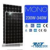 太陽ポンプのための高性能240Wのモノラル太陽モジュール