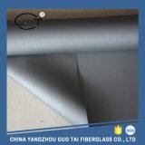 Ткань стеклоткани двойного бортового силикона высокого качества Coated