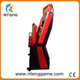 máquina de juego video japonesa de fichas de la cabina de la arcada del combatiente de calle de 32inch Tekken