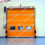 Pvc Fabric High Speed Roll op Traffic Doors voor Clean Room