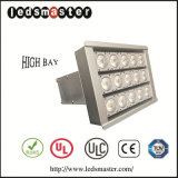 Uso industrial super brillante lámpara de 100W LED de alta Bay Industrial