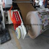 Machine d'impression de Flexo de roulis de case de couleurs de la vitesse 4