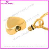 Fantastisches Andenken-Schmucksache-Inner-scharfe Urne-Halsketten für Aschen-Anhänger