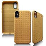 Estilo novo para a caixa líquida do telefone da grão TPU do PONTO dos acessórios do iPhone para o iPhone 8