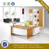 Bureau exécutif de CEO de modèle élégant de couleur de chêne (HX-GD013)