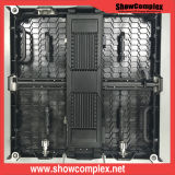 Showcomplex pH3.91 morre o painel de indicador interno do diodo emissor de luz do molde