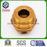 Peça feita à máquina/fazendo à máquina do CNC elevado personalizado da pressão do OEM do bronze