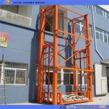 China Tavol Electric Hydraulic Interior ou exterior Usage Cargo Lift