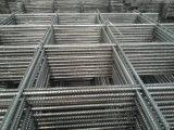Rete saldata della barra d'acciaio di uso della costruzione