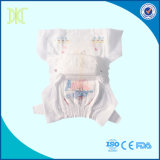 Изнежьте устранимые пеленки младенца с Waistband эластика Hug