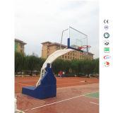Soporte al aire libre de las metas del baloncesto para la actividad de escuela, metas al por mayor del baloncesto