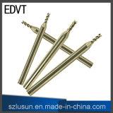 Режущий инструмент торцевой фрезы Edvt 3flute алюминиевый