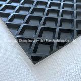 Banda transportadora del PVC de la tapa cuadrada china de los surtidores para el proceso de madera