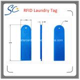 Бирка прачечного кремния UHF RFID с высокотемпературная упорной