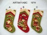 Décoration de Noël Family Stocking, 3st