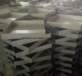 Коробка изготовления металлического листа точности хорошего качества OEM стальная, изготовление коробки металла
