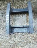 Type initial protection de chaîne de piste de butoir de piste d'excavatrice de Cat320