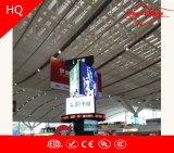 Schermo di visualizzazione girante dell'interno della piattaforma girevole del pixel P3 LED di colore completo piccolo