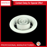 Difusor de jacto circular de alumínio de alta ventilação