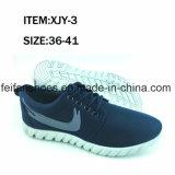 余暇の女性の靴の注入のズック靴(FFXJY-3)