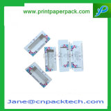 Изготовленный на заказ ресница сливк упаковки картона печатание упаковывая коробку PVC