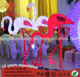 24V LED 3D Motif Flamingo Light pour Décoration