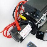 elektrische Handkurbel des Wiederanlauf-4X4 mit drahtlosem Fernsteuerungsinstallationssatz (8500lb-1)