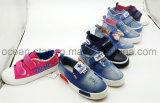 2017 alta qualidade bom preço moda nova lona miúdos sapatos