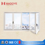 Окно Гуанчжоу алюминиевое Bi-Складывая