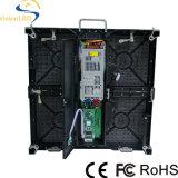 높은 정의 풀 컬러 SMD P3.91 실내 임대료 LED 영상 벽 가격